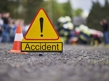 One Dead, 22 Injured In Bus-Truck Collision At Jammu-Pathankot Highway……….