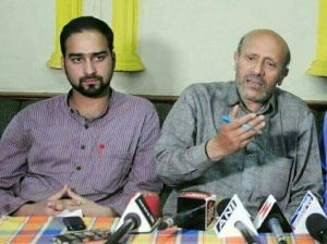 Kashmiris have offered sacrifices for Right to Self Determination not for a solution within Indian Constitution: Eng Rasheed.........