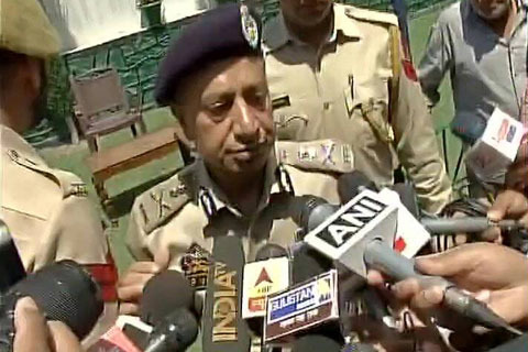 Director General of Jammu and Kashmir Police Sanctions Special Reward For Police Wards Qualifying Competitive Exams………